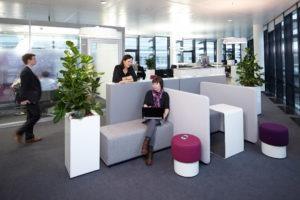 Flexibles Arbeiten bei Vodafone
