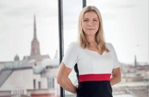 Gudrun Scharler, COO von Unitymedia
